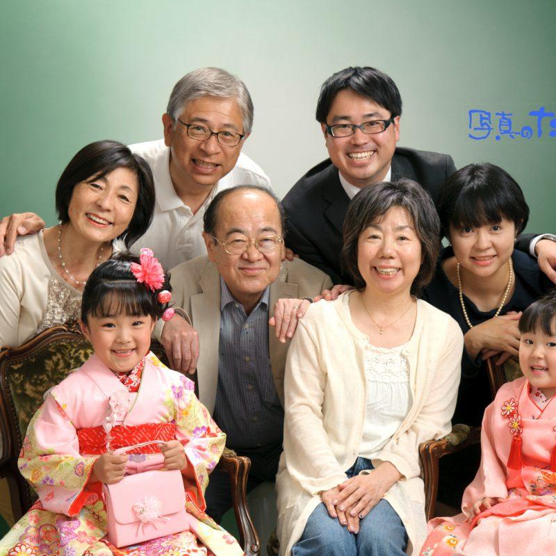 家族物語 柴田家の人々